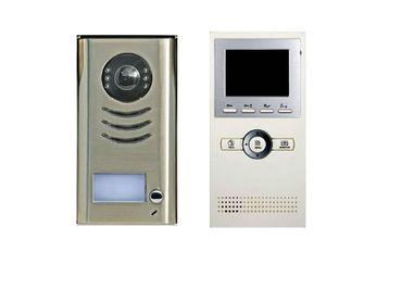 2-Draht Video Türsprechanlage Gegensprechanlage 1 Familienhaus SONY CCD