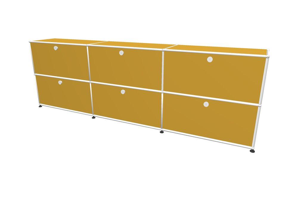 USM Haller Sideboard 2250 mit 6 Klapptüren – Bild 6