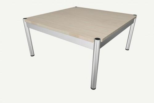 USM Couchtisch 750 x 750 Furniere oder Linoleum – Bild 4