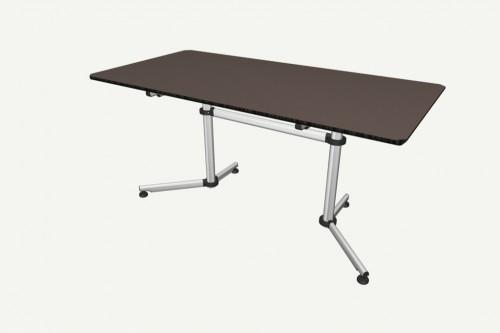 USM Kitos Tisch 1500 x 750 Furniere oder Linoleum – Bild 3