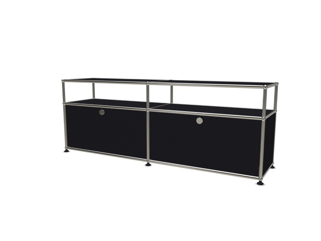 usm haller sideboard 1500n mit 2 klappt ren. Black Bedroom Furniture Sets. Home Design Ideas