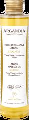 Argan Massageöl mit ätherischen Ölen - Ylang Ylang, Mandarine, Orangenblüten - entspannend
