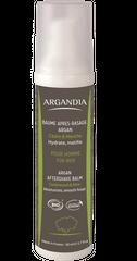 Beruhigendes und regenerierendes Aftershave-Balsam.