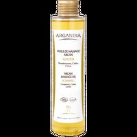 Argan Massageöl mit ätherischen Ölen