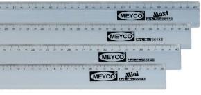 Alu lineal 50 cm  4cm breit