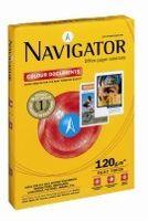 Kopierpapier 120g A4 weiss  Navigator 250 Blatt für Kopierer / Inkjet / Drucker