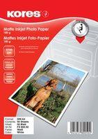 Injekt Foto-Papier A4 matt, 50 Blatt