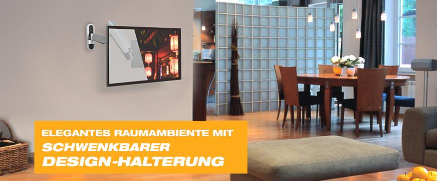 TV Wandhalterungen für LED / Plasma / LCD Fernseher & Monitor