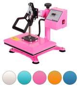 T Shirt Druckmaschine - RICOO Powerzwerg Textilpresse