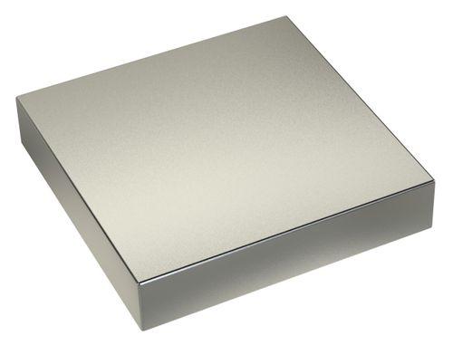 Industriemagnet N45 520Kg EXTRA STARK 100x100x20mm