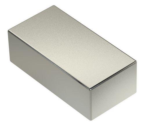 Neodym Power Magnet 60x30x20mm N52 135Kg 1stk.
