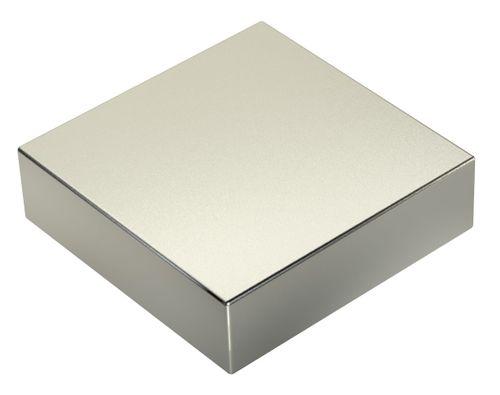 Neodym Power Magnet 70x70x20mm N45 300Kg 1stk.