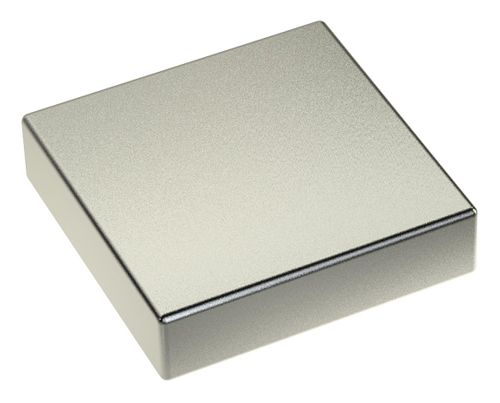Neodym Magnet rechteckig 40x40x10mm N45 120Kg 1stk.