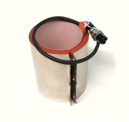 Heizmanschette für Presse M505 (älteres Modell) Plastikstecker