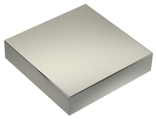 Neodym Power Magnet 90x90x20mm N52 470Kg 1stk.
