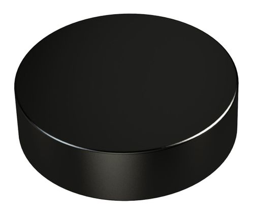 Neodym Power Magnet 70x20mm N52 270Kg 1stk. schwarz