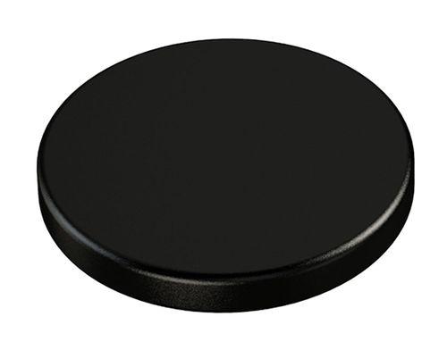 Neodym Power Magnet 40x5mm N45 80Kg 1stk. schwarz