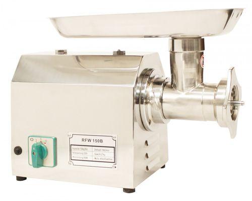 Fleischwolf elektrisch Edelstahl mit Rückwärtsgang RFW-150B