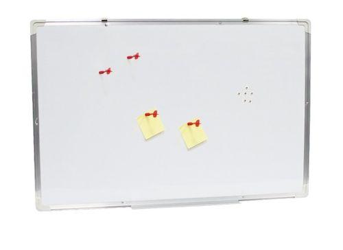 Whiteboard Magnettafel 60x45cm Magnet Pinnwand MT-6045
