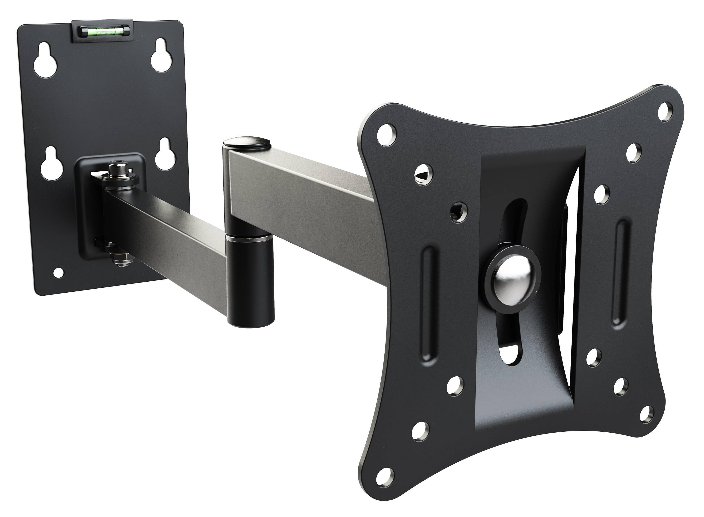 Monitorhalterung Wandhalterung Fernseh PC TFT Bildschirm Halterung VESA 75 100