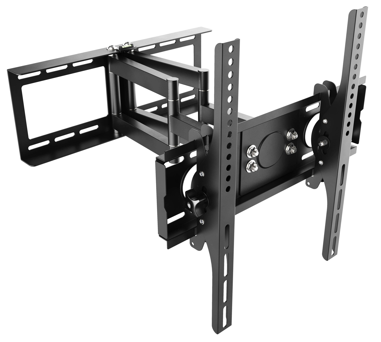 Tv wandhalterung schwenkbar neigbar r28 universal lcd wandhalter ausziehbar fernseher halterung - Wandhalterung flachbildfernseher ...