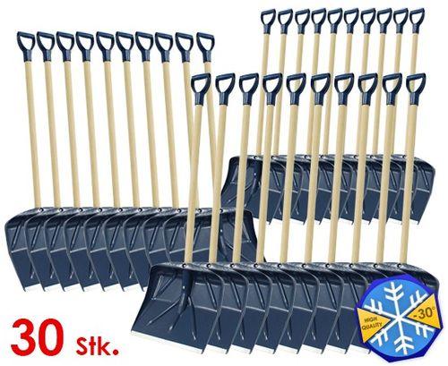 Schneeschieber Kunststoff HDPE Sparpaket 30Stk. SPL-4440