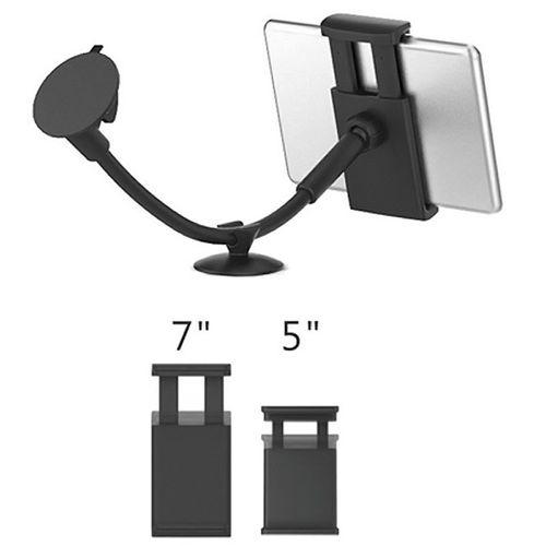 "Smartphone Tablet KFZ Halterung 5-7"" mit Saugnapf T0504"