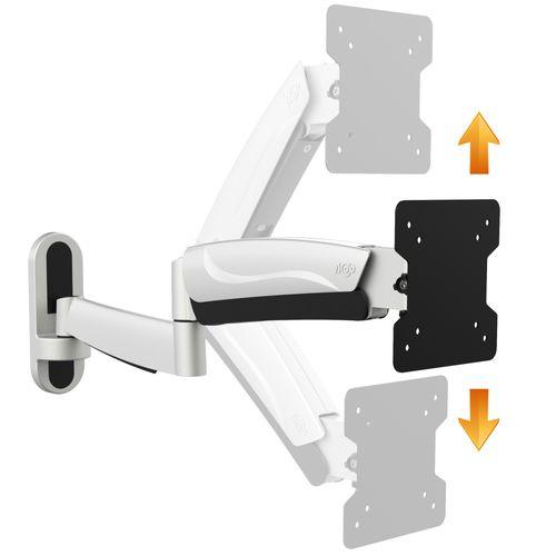 Monitor Wandhalterung höhenverstellbar Gasfeder S2711