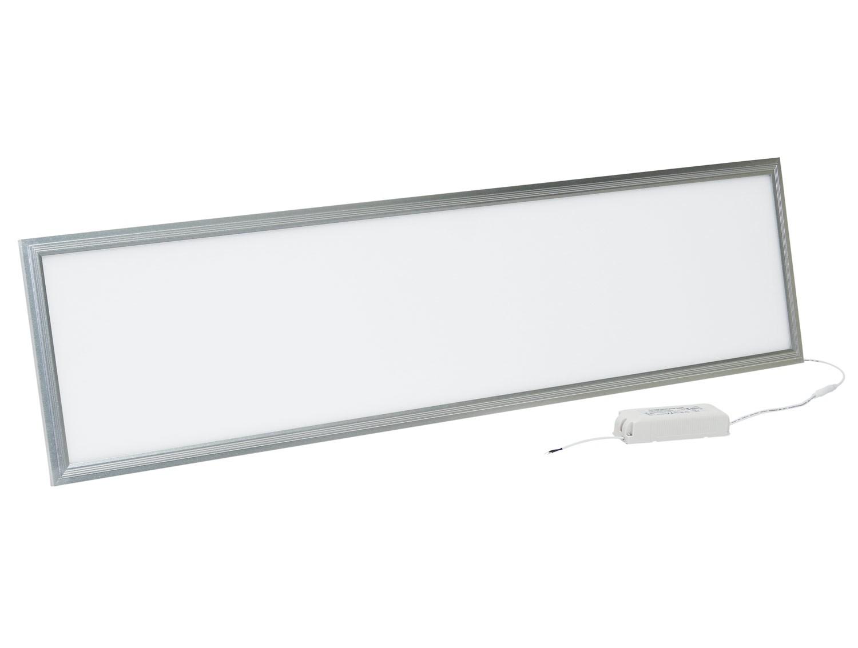 led wandleuchte 300x1200mm 3100lm 40w kaltwei lp30120h08w40k 10832. Black Bedroom Furniture Sets. Home Design Ideas