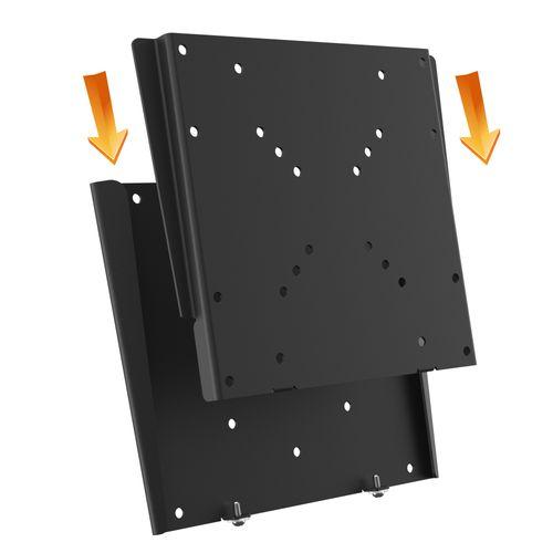 Flache Wandhalterung für Monitor / TV VESA 200 F0522