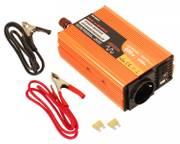 Spannungswandler mit USB Inverter 24V - 230V / 600W - 1200W | SW-600/24