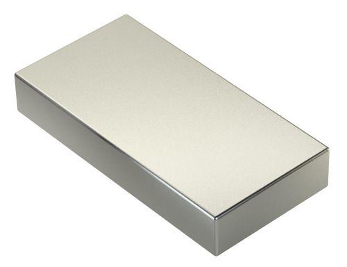 Quader Magnet Powermagnet 60x30x10mm N45 105Kg 1stk.