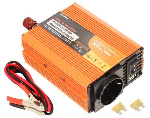 Inverter 24V-230V Spannungswandler 300W | SW-300/24