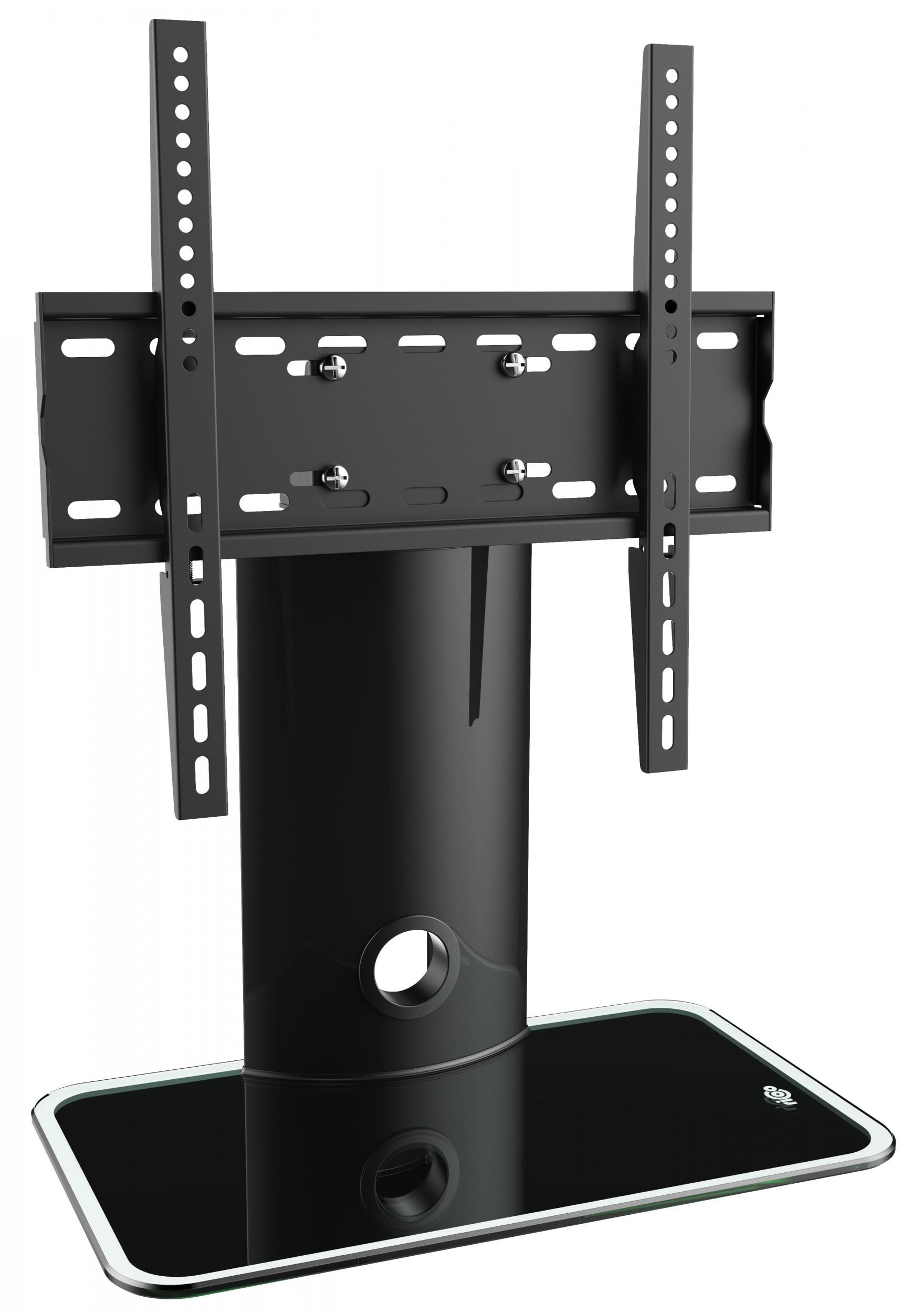 RICOO TV Ständer Standfuss Glas Standfuß LCD Fernseher Stand FS303 ...