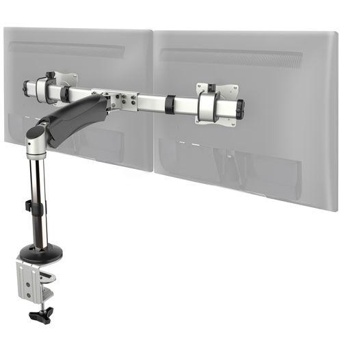 Dual Monitorhalterung Doppelhalterung Tischhalter TS3711