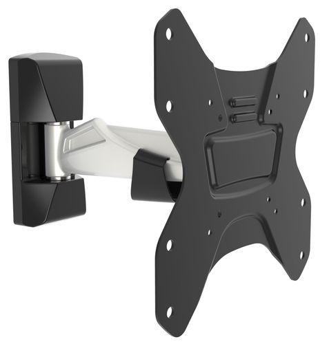 aluminium wandhalterung tv schwenkbar neigbar s2922. Black Bedroom Furniture Sets. Home Design Ideas