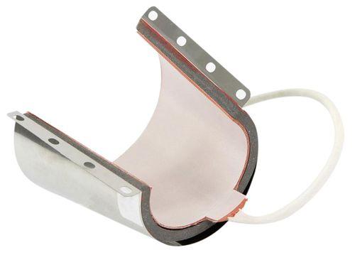 Heizmanschette konisch für Tassenpresse M505 Stecker mit 4 Metallpins
