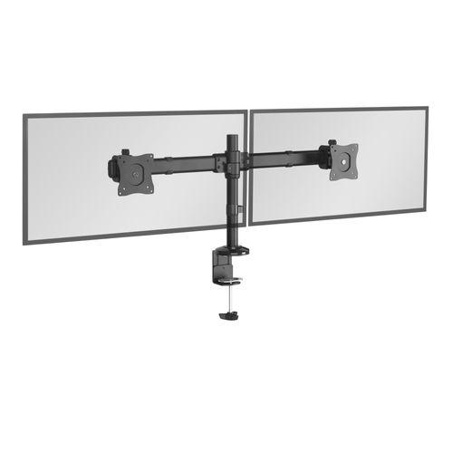 Tischhalter schwenkbar neigbar bis zu zwei Monitore TS6211