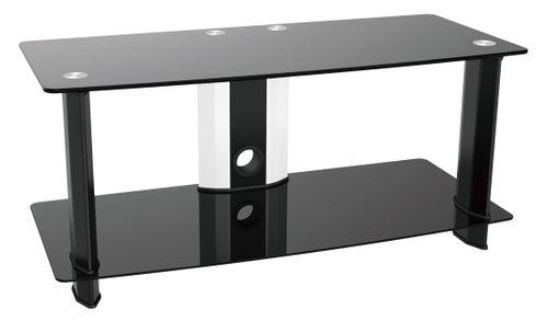Fernseher TV Stand Glas Regal FT505