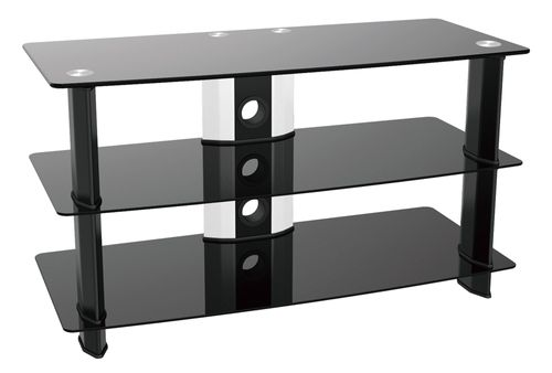 TV Stand Glas Regal für LED LCD TV FT506