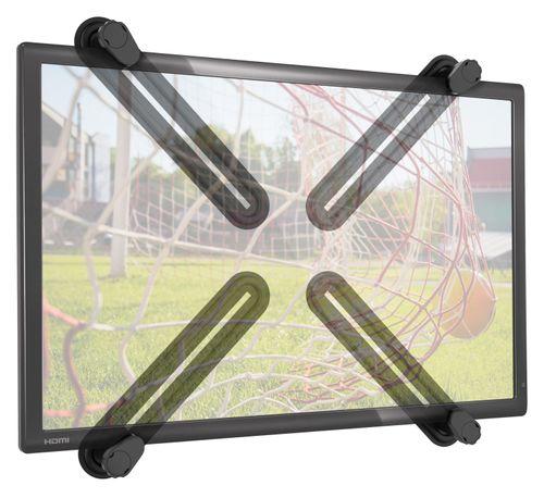 VESA Adapter für nicht VESA-genormte Monitore / Monitore ohne VESA-Befestigungslöcher - VA0500