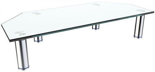 TV Fernseher Monitor Design Stand Ständer belastbar bis 45 kg FS6026
