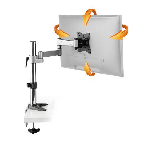 Monitor Tischhalterung schwenkbar neigbar TS0711