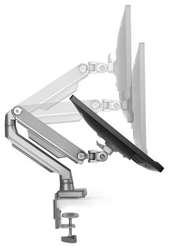 Monitor Tischhalterung neigbar schwenkbar klappbar TS8711