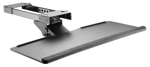 Tastatur Untertischhalterung neigbar schwenkbar CZ0200