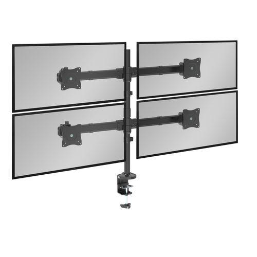 4 Monitore Tischhalterung schwenkbar neigbar TS6311