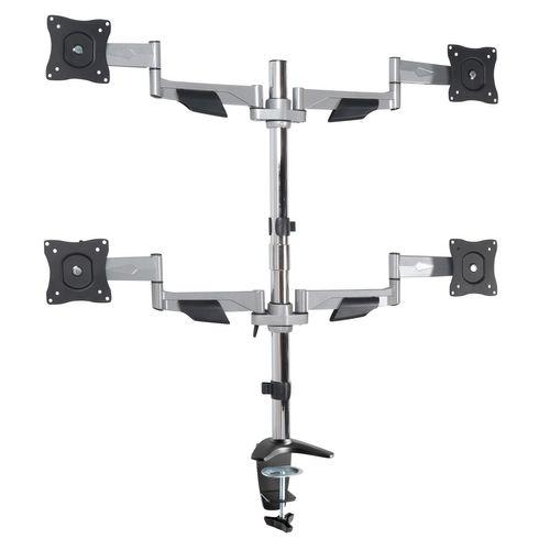 4 Monitore Tischhalterung neigbar schwenkbar TS5011