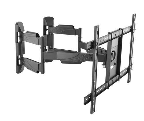 Eckmontage TV Wandhalterung robust neigbar schwenkbar S5364