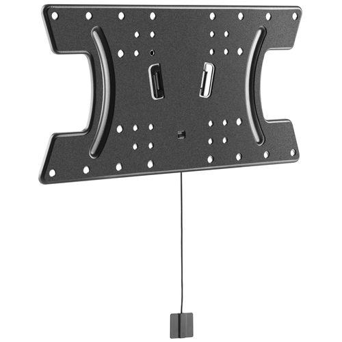 RICOO TV Wandhalterung Super SLIM Flach für OLED Bildschirme mit 32-65 Zoll (ca. 81-165cm) max VESA 400x200 Fernseh-Halterung F3042