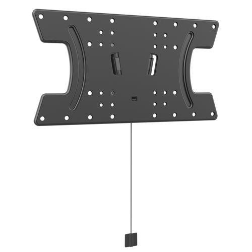 RICOO Neigbare Fernseher Wandhalterung Super SLIM Flach Fernseh-Halterung für OLED TV mit 32-65 Zoll (ca. 81-165cm) max VESA 400x200 N3042